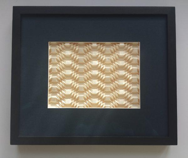 Corrugated Paperfold Buffered Blocks