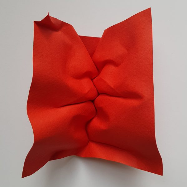 Red Paper Kiss